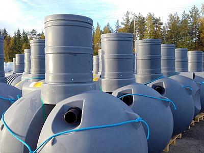 Jätevesijärjestelmät